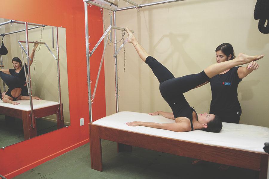 Curso Pilates Clínico