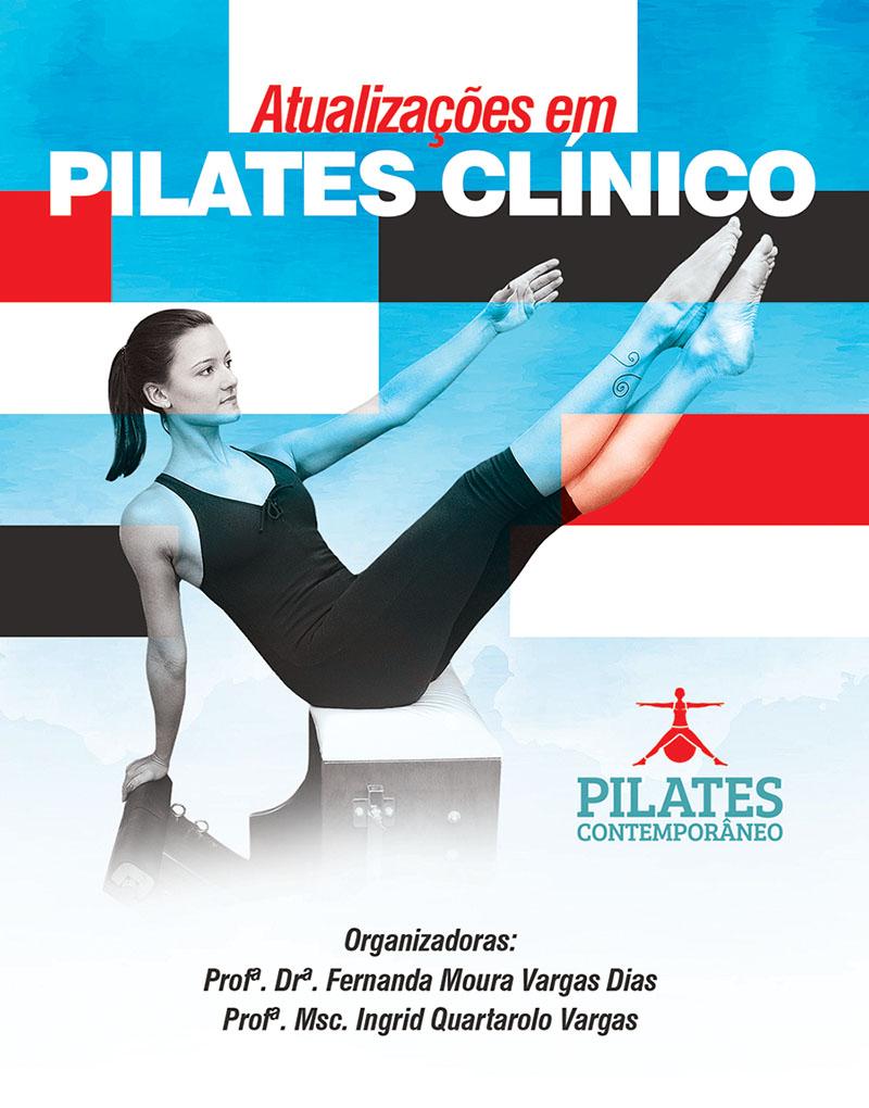 Livro - Atualizações em Pilates Clínico