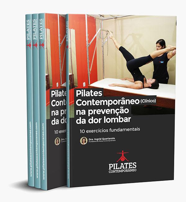 Pilates Contemporâneo na Prevenção da Dor Lombar - Ebook